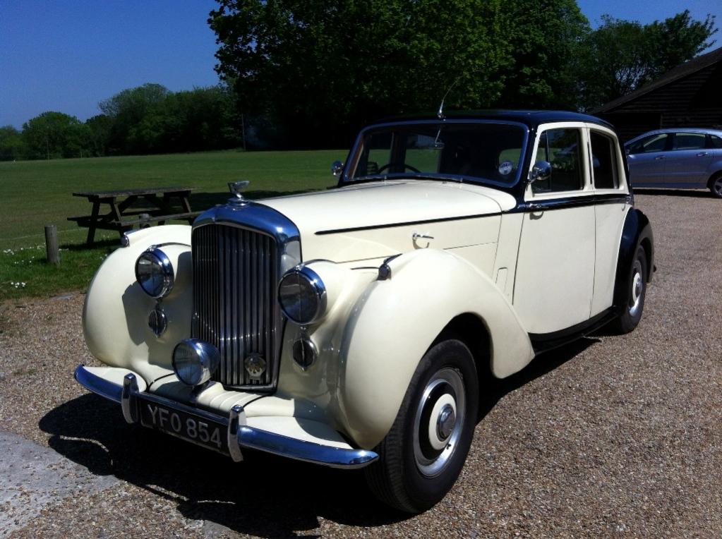 Classic Wedding Car Hire Prices